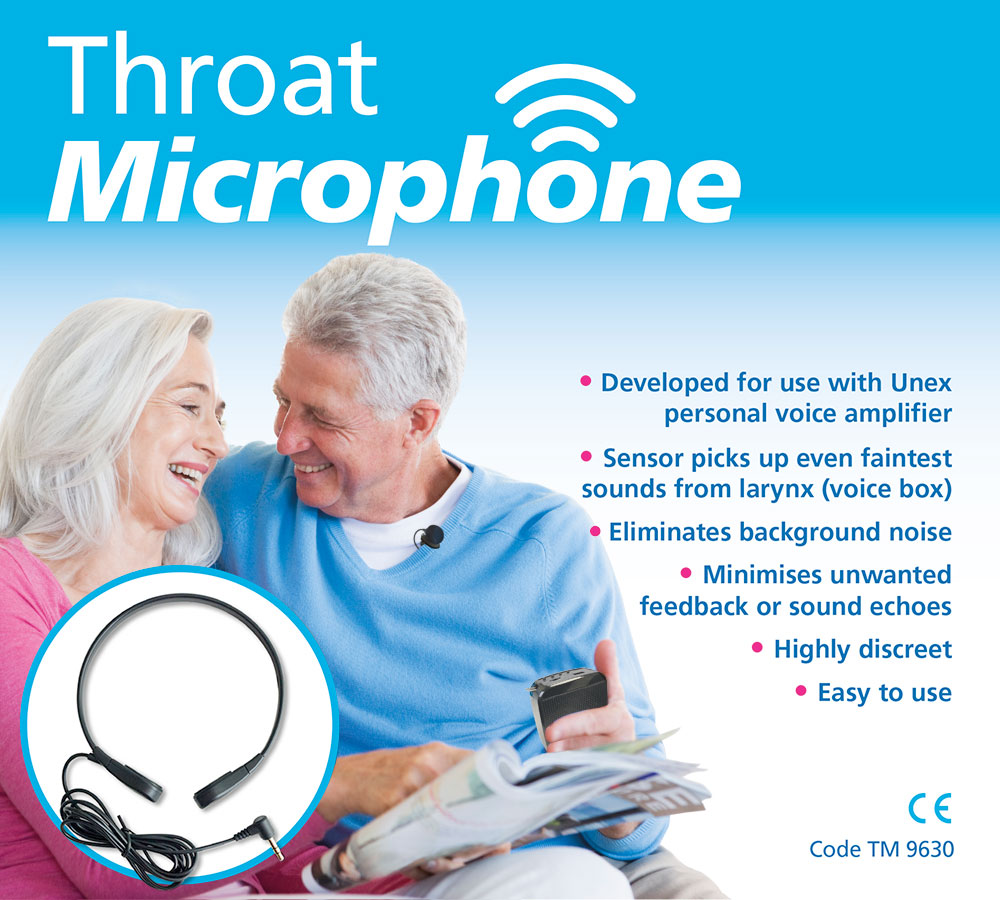 Throat Microphone TM9632